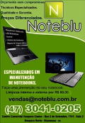 Classificados Grátis - Noteblu Assistencia Técnica de Notebook,MacBook